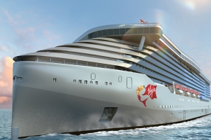 Virgin Voyages First Look at New Ship