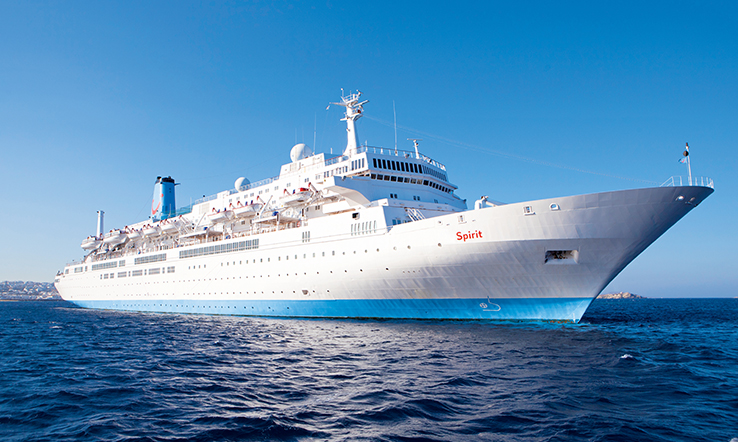Mediterranean Medley From Palma Nt Thomson Spirit Th - April cruises