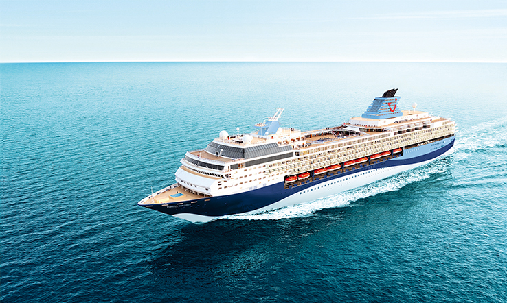 Marella Explorer by Marella Cruises