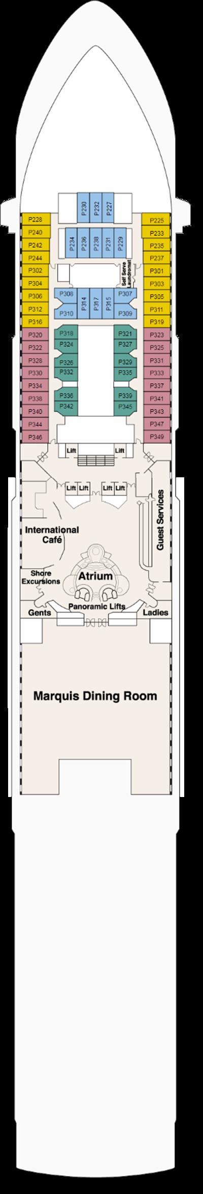 Plaza (Deck 5)