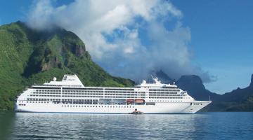 Iglu Cruise and Regent Seven Seas Cruise Event
