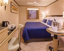 Inside Stateroom with Atrium View