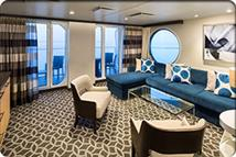 Royal Family Suite w/Balcony