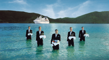 First World Cruise for Seabourn in Six Years