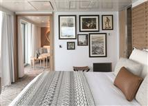 Grand Deluxe Suite onboard Laperouse
