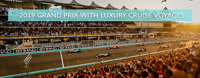 Our Exclusive Formula One Grand Prix Voyages | IgluCruise
