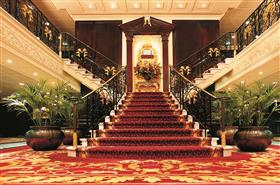 Grand Staircase - Sirena by Oceania Cruises