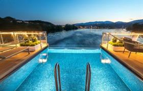 Infinity Pool - Amadeus Provence by Great Rail Journeys