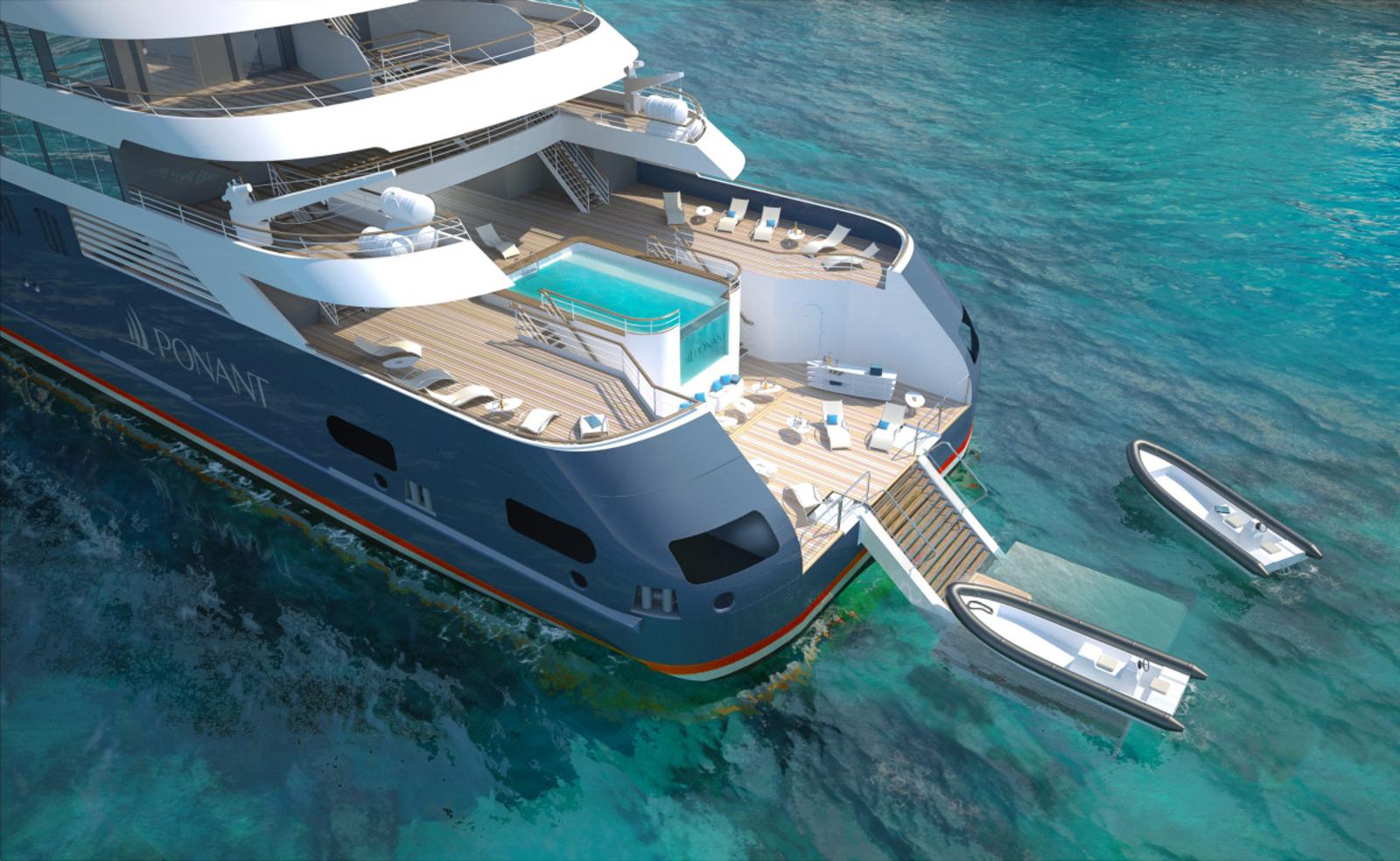 Ponant Cruises
