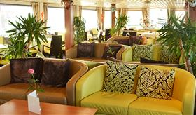 Salon Bar CroisiEurope MS Michelangelo