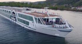 MS Amadeus Provence - ship exterior