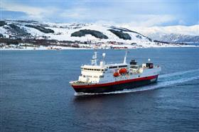 MS Vesteralen in Norway - Hurtigruten's Destinations