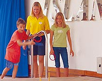 Island Cruises - Childcare