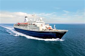 Marco Polo by Cruise and Maritime, exterior