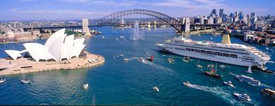 Australasia Cruises