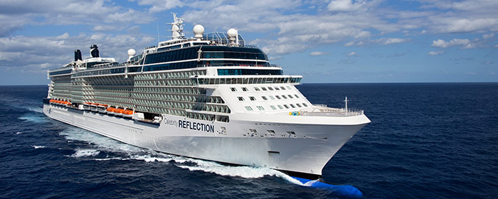Celebrity sensation cruise ship