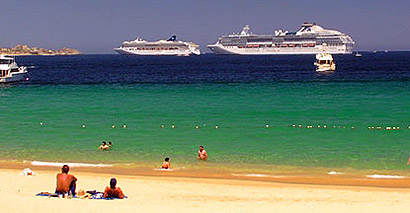 Cruises from Cabo San Lucas