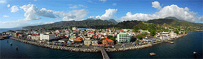 Cruises from Dominica