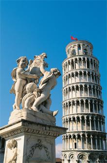 Cruises from Livorno - Pisa