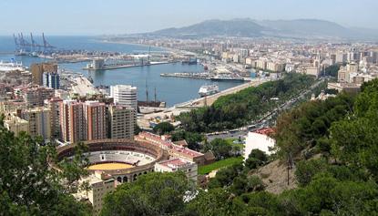 Cruises from Malaga