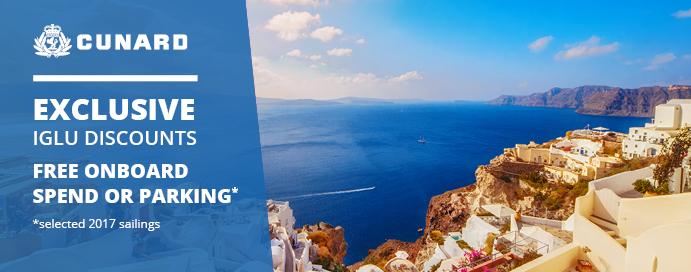 cunard mediterranean cruises free spend