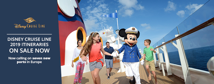 Disney Cruise Line Exclusives 2019 Now On Sale Iglucruise