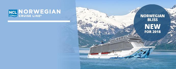 Norwegian Cruise Line Brand New Ship Norwegian Bliss