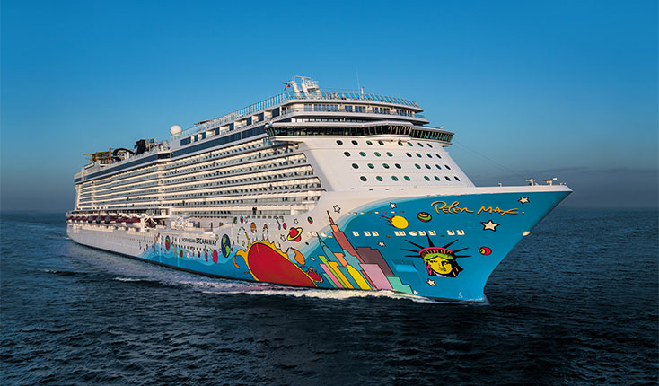 Norwegian Breakaway Images Iglucruise