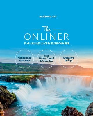 Onliner november cover