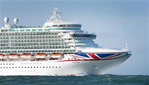 P Amp O Azura Book Azura Cruises Iglucruise