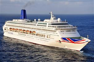 Book P Amp O Oriana P Amp O Cruises Iglu Cruise