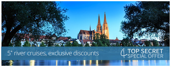 secret special river cruise deals