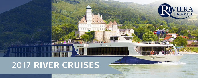 Riviera 2017 River Cruises