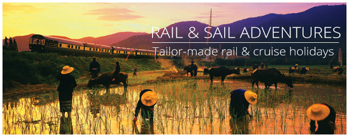 rail and sail