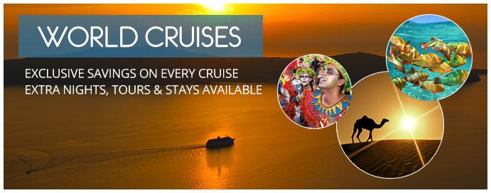 world cruises 2017 and 2016