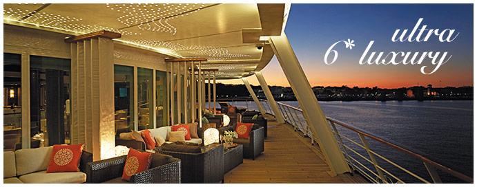 6 star luxury cruises