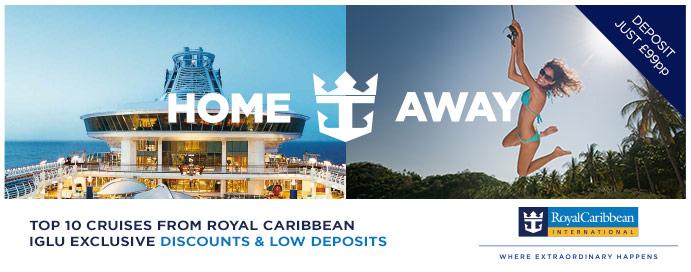 royal caribbean top 10 cruises
