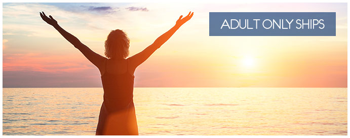 Adult only cruises assured. congratulate