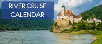 River Cruise Calendar