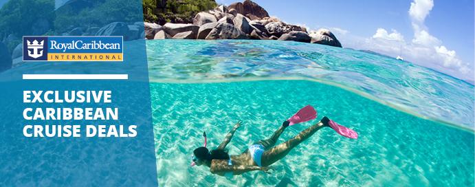 royal caribbean cruise line exclusive deals